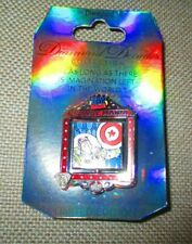 8226 Disney Pin Diamond Decades  Buzz  Midway Mania Spinner
