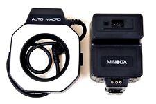 Minolta Ringblitz Auto-Macro 80PX