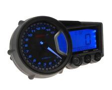 Multifunctional Speedometer Koso RX2 GP Style Motorcycle Quad Racing