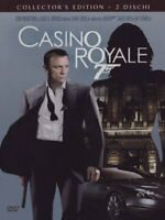 007 - Casino Royale - Collector's Edition - Steel Box - 2 Dvd D037067