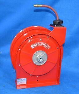 REELCRAFT 5450 OLP Spring Return Hose Reel 300 Max psi 50 ft Hose