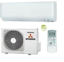 Split-Klimaanlage-Set Smart Inverter Mitsubishi SRK45ZSP-W Wand-Klimagerät 4,5kW