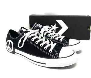 Converse Chuck Taylor AS Canvas Low Top Black Men's Size Sneakers 165769F