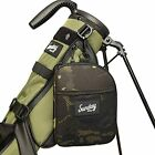 Valuables Pouch   Zippered, Water Resistant Nylon, for Extra Tees, Camo