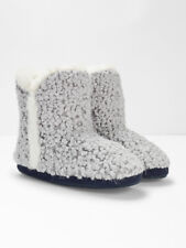 Womesn Sizes S /& M White Stuff Gilly Dog Mule Slippers