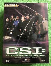 CSI: Crime Scene Investigation - The Complete Season Four NEW SEALED & GIFT!