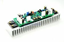 LJM Mono Class AB L12-2 Power Amp Board Assembled 120W +-55V with Heatsink