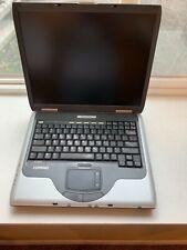 Compaq Presario 2100 Laptop no power cord