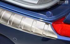Ladekantenschutz passend für Hyundai i30 3 III 2017-2018 Silber Edelstahl