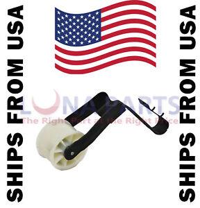 WP691366 Pulley Idler 691366 Whirlpool AP6010582 Kenmore PS11743765