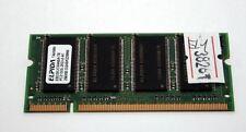 MODULO RAM SODIMM DDR Elpida 256MB 200pin PC2100 USATA OTTIMO STATO EL1 38261