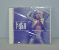 Kate Ryan: Scream for More CD NEW