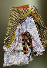 """Silk saree Wrap around skirt, 24"""" length"""