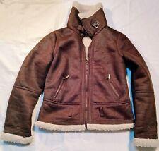 Ladies winter coat size 12 used
