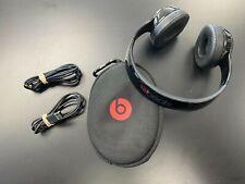 Beats Solo3 Wireless On-Ear Headphones A1796 - Black