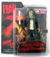Jason Voorhees Friday the 13th sackhead VARIANT 7in Figure by Mezco Toys