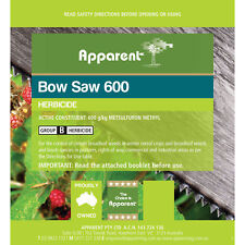 Apparent Bow Saw Metsulfuron Herbicide (500g)