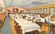 1940s Lobster House interior Charlestown Massachusetts Colorpicture 3018
