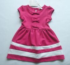 Dresses Bhs Bambini Beautiful Red Dress Size 12-18 Months With Layers And Flowers
