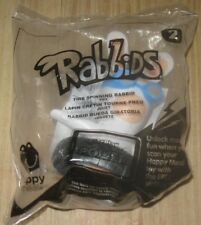 2015 Raving Rabbids McDonalds Happy Meal Toy - Tire Spinning #2