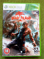 DEAD ISLAND (Microsoft Xbox 360, 2011, PAL, Game, Complete)