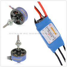 Dynam Detrum BM2806CD KV1200 Motor 18A ESC Speed Control Power Combo DY-1035