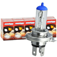 10x H4 12V 55W  P43T Xenon-Gas befüllte  Auto Lampen Glühlampen