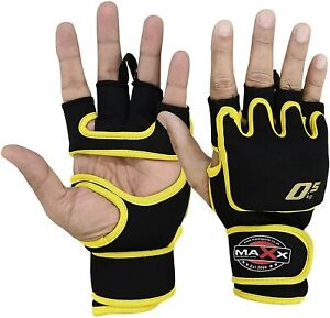 Maxx Neoprene 0.5kg Weighted Training Shadow Exercise Boxing Aerobics Wrist Glov
