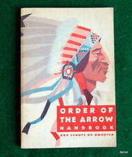 BOY SCOUT - 1962 ORDER OF THE ARROW HANDBOOK