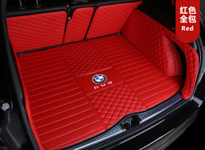 Suitable for BMW X1 X2 X3 X4 X5 X6 X7 Non-toxic waterproof pad Car trunk mat