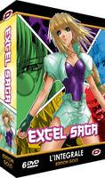 ★Excel Saga★ Intégrale Gold 6 DVD