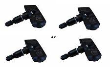 RDKS 4x HYUNDAI i40 04/2014-06/2017 schwarz  529333V600 Reifendrucksensor