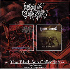 SINS OF OMISSION - Creation / Flesh on your bones 2CD (Blackend, 2005) *rare OOP