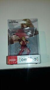 Amiibo Ken Nintendo Switch Wii U 3DS N°69 Smash Bros Street Fighter NEUF