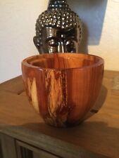 Handcrafted Black cherry Wood bowel