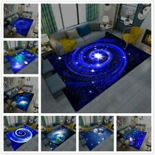 Blue Starry Sky Carpet Kitchen Non-slip Area Rug Living Room Carpets Mats Decor