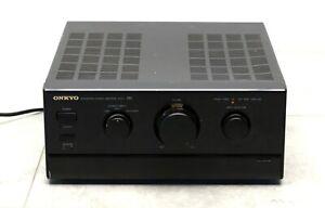 Onkyo A-911 Midi-Format Stereo Vollverstärker Integrated Stereo Amplifier