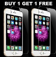 For Apple IPhone 6s & 6 -100% Genuine Clear Tempered Glass Film Screen Protector