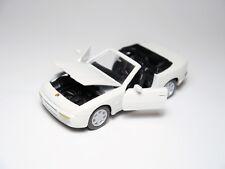Porsche 944 Cabriolet convertible in weiß bianco blanc white, NZG #323 in 1:43!