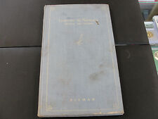 Antique 1939 Pitman Book LEARNING TO NAVIGATE Eberle & Weems Nautical Charts