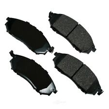 Disc Brake Pad Set-X Front Akebono ACT888