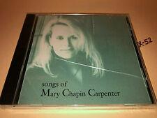 MARY CHAPIN CARPENTER rare PROMO 19 Hits CD Shut Up & Kiss Me Down Twist Shout