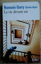 Romain Gary (Émile Ajar) - La vie devant soi - FOLIO - 9782070373628
