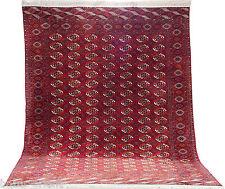 413x300 cm antik Seltener turkmen Buchara orientteppich tekke rug Carpet Bukhara