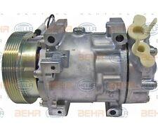 HELLA Kompressor, Klimaanlage BEHR HELLA SERVICE   für Dacia Logan Duster