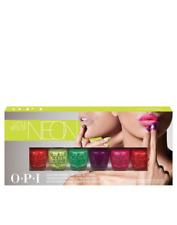 OPI Little Bits of Neon Mini Nail Polish Pack Full Set of 6 x 3.75ml Bottles