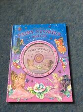SHIRLEY BARBERS FAIRY STORIES AND CD HARD BACK BOOK