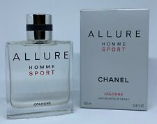 Chanel Allure Homme Sport Cologne 3.4 oz *AUTHENTIC & NOT USED*