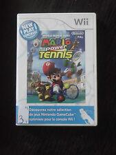 Mario power Tennis Nouvelle façon de jouer  WII