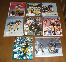 PITTSBURGH STEELERS ROCKY BLEIER 8x10 PHOTO OR PRINTS - YOUR CHOICE